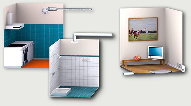 grafik und illustration im bereich l ftung und d mmung. Black Bedroom Furniture Sets. Home Design Ideas